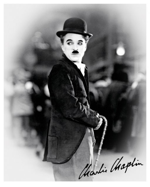 The True Charlie Chaplin And The Message Behind The Act