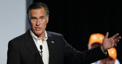 Mitt Romney uses Twitter nom de plume 'Pierre Delecto' to support tweets critical of Trump