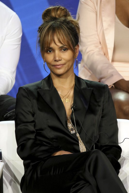 Halle Berry participates in the