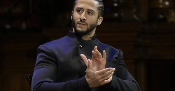 Wisconsin GOP erases Kaepernick from resolution