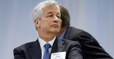 CEO of JP Morgan Chase gives accolades to President Trump over US economy