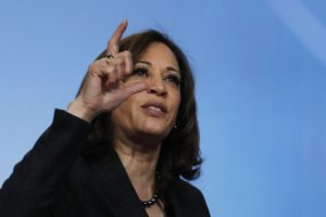 Testing strength, Harris and Sanders take 2020 to rival turf