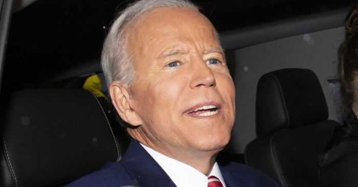 Biden opens with pitch to labor in battleground Pennsylvania