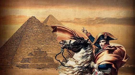 Napoleon Bonaparte's mysterious night in the King's Chamber at Giza