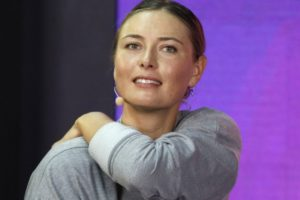 Sharapova withdraws from Rome with lingering shoulder injury