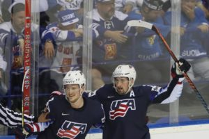 Dylan Larkin lifts US to 3-2 OT win over Finland at worlds
