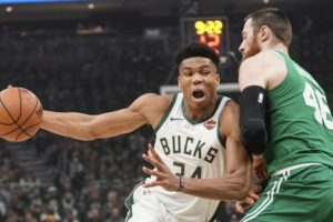 Bucks have Milwaukee dreaming of first title since '71