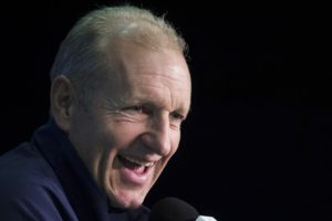 Ralph Krueger returns to NHL as Sabres coach