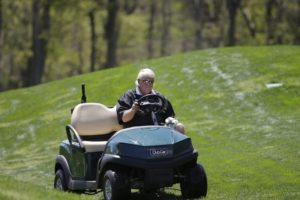 Daly says cart a disadvantage at PGA on hilly Bethpage Black