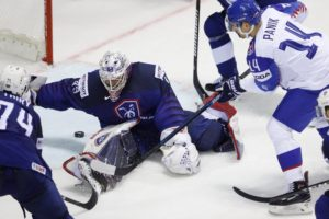 Slovakia keeps hopes of advancing alive with win over France