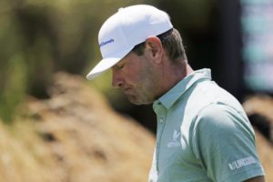 Lucas Glover again showing a liking for Bethpage Black