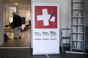 Swiss voters approve tighter gun laws, lining up with the EU
