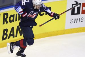 US tops Germans 3-1 for 5th win in row at world championship