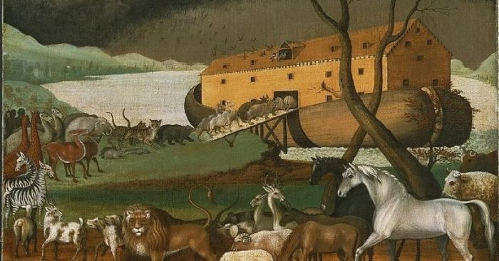 Searching for Noah's ark: A story of scientific importance