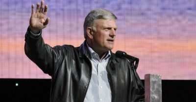 Franklin Graham on impeachment hearing: 'It's a day of shame for America'