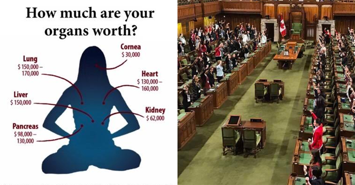Bill to curb organ trafficking passes unanimously in Canadian House of Commons directly affecting organ harvesting industry in China