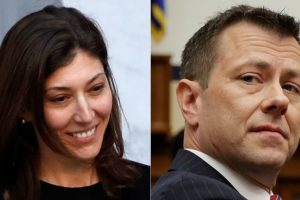 FBI officials who worked on Clinton email case never suspected Strzok-Page affair under their noses