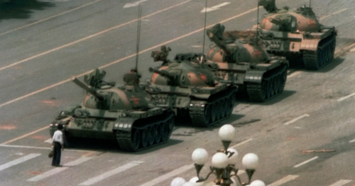 Former AP journalist reflects on Tiananmen Square Massacre