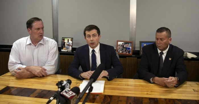 Buttigieg faces political peril after man killed by police in Indiana