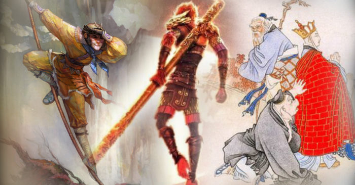 The Monkey king – The super hero very distinct from the others (Video)