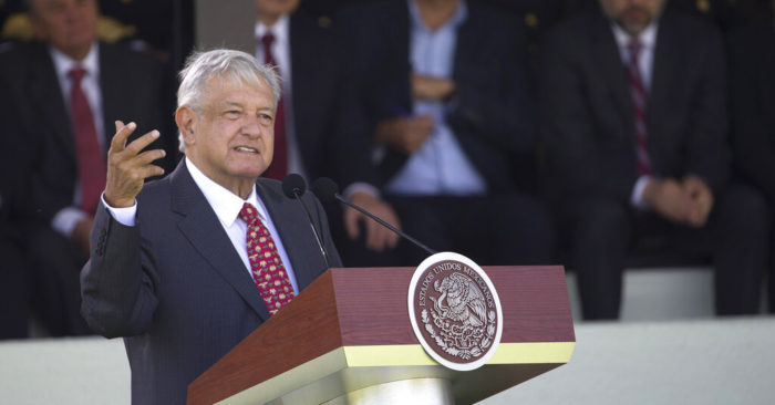 Mexico announces first US investments in the south of the country