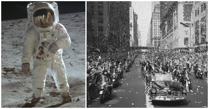 In photos: Apollo 11 at 50, celebrating first steps on another world