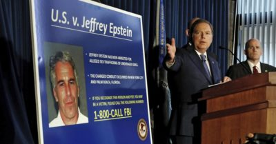Questions swirl around Epstein's death