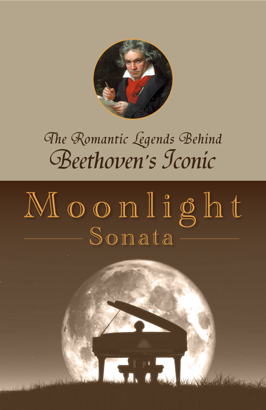 The romantic legends behind Beethoven's iconic Moonlight