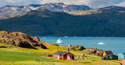Why would President Trump be interested in buying Greenland?