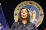 National Rifle Association launches counter lawsuit against Democratic New York Attorney General Letitia James