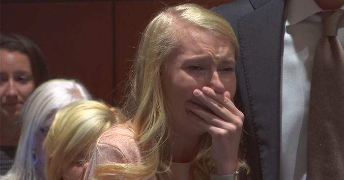 Teen mom acquitted of killing newborn baby, guilty of