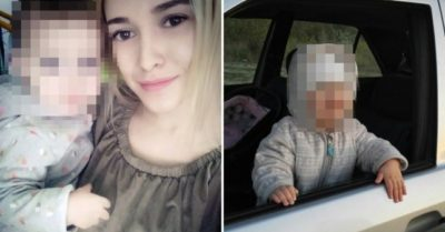 2-year-old kills young mother after closing car window on her neck