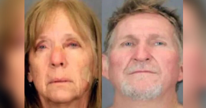 Husband and wife fugitives wanted for murder are captured in Arizona