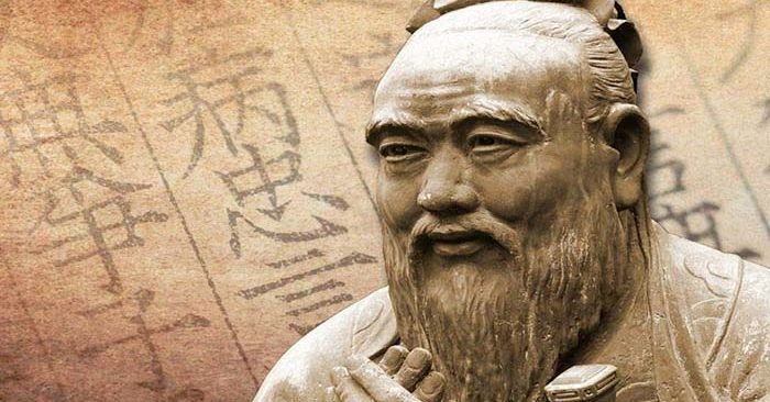 A lesson from Confucius to his child: Emphasize virtue and moral ...