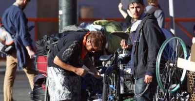 City of Denver fines company for refusing to remove homeless people's poo