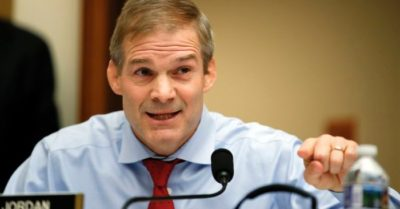 Jim Jordan says it 'is a grave matter' that FBI spied on Trump campaign