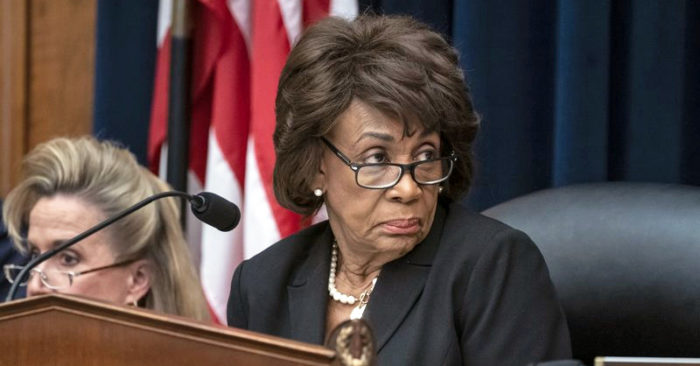 Maxine Waters Capitol Hill