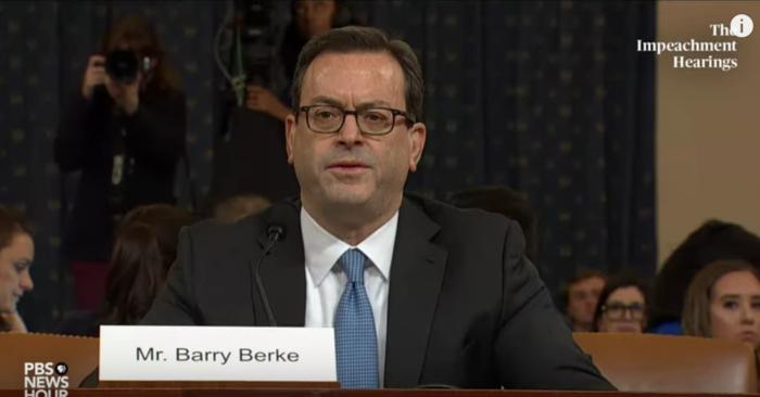 Dem-representing lawyer Barry Berke twists Trump's remarks to present 'impeachable offense'