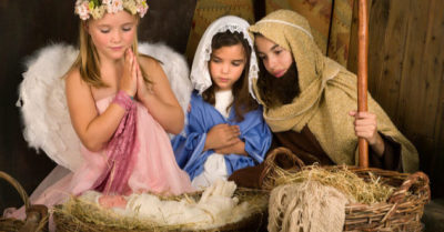 "A group of atheists ""bullies"" an elementary school into removing its live Nativity"