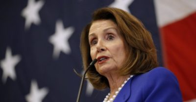 Petition to impeach Nancy Pelosi for treason accumulates 288,000 signatures