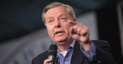 Sen. Graham won't be intimidated: Says Senate GOP has the votes to confirm new SCOTUS justice before next election