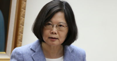Taiwan asks WHO to be included in coronavirus updates