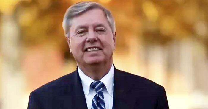 Senate trial of President Trump cannot be dismissed before hearing arguments says Sen. Graham