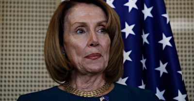 23,000 people sign petition for House Speaker Pelosi to be prosecuted for breaking CCP Virus restrictions