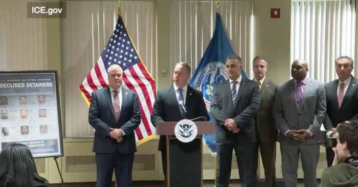 Ice Dhs Slam New York City S Sanctuary City Policy Following Murder Of 92 Year Old The Bl