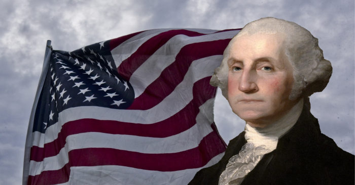 President George Washington: The more noble, the simpler. The greater, the more humble
