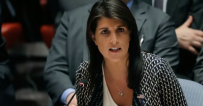 'China is more dangerous than Nazi Germany in 1936': Nikki Haley urges boycott of Beijing Olympics