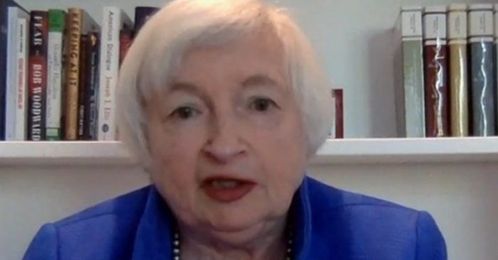 Janet Yellen on CCP Virus crisis: US current situation is a 'huge, unprecedented, devastating hit'