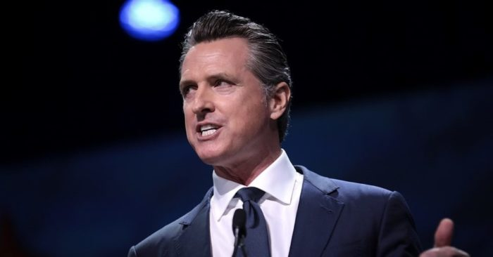 "Gov Newsom hides details on ""murky"" $1 billion dollar business with a company of the Chinese regime"