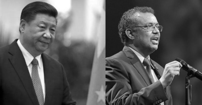 The Chinese regime continues to reject the WHO in researching the origin of the CCP virus